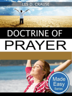 Doctrine of Prayer Made Easy
