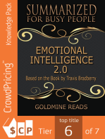 Emotional Intelligence 2.0 - Summarized for Busy People