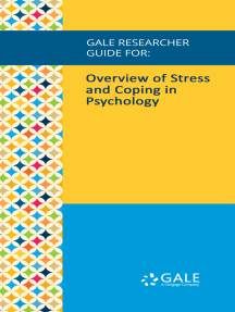 Gale Researcher Guide for: Overview of Stress and Coping in Psychology
