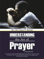 Understanding the Art of Prayer (Revisited)