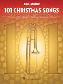 101 Christmas Songs: for Trombone