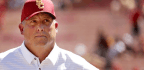 Clay Helton And USC Hope To Escape Their Troubles For One Night Against Oregon State
