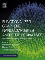 Functionalized Graphene Nanocomposites and Their Derivatives