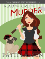 Plaid and Fore! and Murder