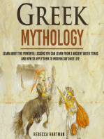 Greek Mythology - Learn About the Powerful Lessons you can Learn from 3 Ancient Greek Titans and How to Apply them to Modern Day Life