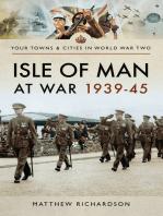 Isle of Man at War 1939–45