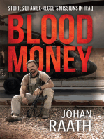 Blood Money: Stories of an ex-Recce's Missions in Iraq