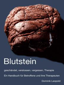 Blutstein - geschändet, verstossen, vergessen, Therapie: Ein Handbuch für Betroffene und ihre Therapeuten