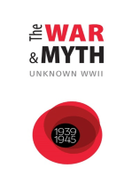 The WAR and MYTH. UNKNOWN WWII