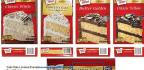 Conagra Recalls Duncan Hines Cake Mix Amid Salmonella Concerns