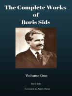 The Complete Works of Boris Sidis