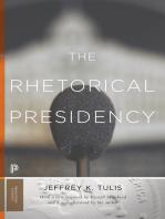 The Rhetorical Presidency
