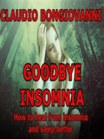 Goodbye insomnia