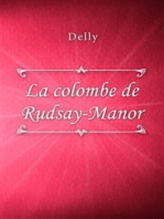 La colombe de Rudsay-Manor