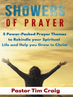 Showers of Prayer