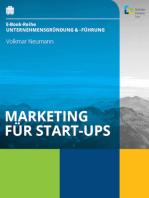 Marketing für Start-ups