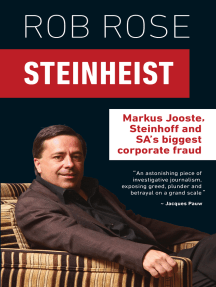 Read Steinheist Online By Rob Rose Books
