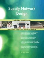 Supply Network Design Standard Requirements