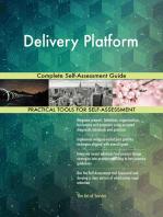 Delivery Platform Complete Self-Assessment Guide