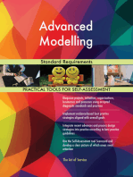 Advanced Modelling Standard Requirements
