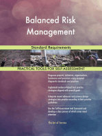 Balanced Risk Management Standard Requirements