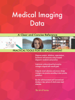Medical Imaging Data A Clear and Concise Reference