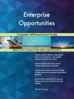 Enterprise Opportunities Complete Self-Assessment Guide