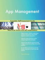 App Management Complete Self-Assessment Guide