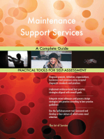 Maintenance Support Services A Complete Guide