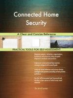 Connected Home Security A Clear and Concise Reference