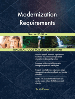 Modernization Requirements Second Edition