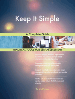 Keep It Simple A Complete Guide