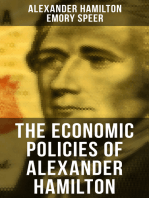 The Economic Policies of Alexander Hamilton