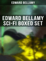EDWARD BELLAMY Sci-Fi Boxed Set