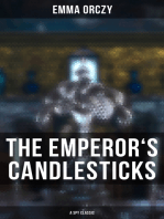 THE EMPEROR'S CANDLESTICKS (A Spy Classic)