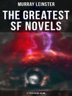 The Greatest SF Novels of Murray Leinster - 21 Titles in One Volume