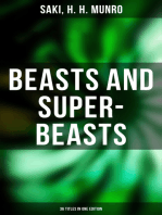 BEASTS AND SUPER-BEASTS - 36 Titles in One Edition