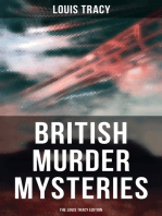British Murder Mysteries - The Louis Tracy Edition