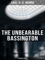 The Unbearable Bassington (Historical Novel)