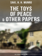 The Toys of Peace & Other Papers