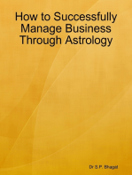 How to Successfully Manage Business Through Astrology