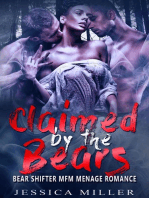 Claimed by the Bears (Bear Shifter MFM Menage Romance)