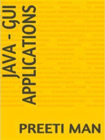 Java - GUI Applications