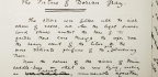 Take a Look at Oscar Wilde's Handwritten Edits to The Picture of Dorian Gray