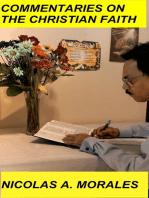 Commentaries on the Christian Faith