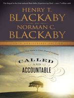 Called and Accountable (10th Anniversary Edition Study)