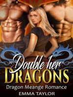 Double Her Dragons - Dragon Menage Romance