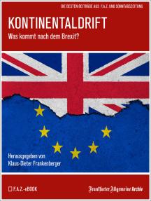 Kontinentaldrift: Was kommt nach dem Brexit?