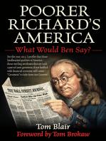 Poorer Richard's America