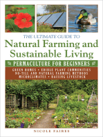 The Ultimate Guide to Natural Farming and Sustainable Living